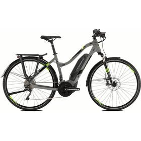 HAIBIKE SDURO Trekking 4.0 - Vélo de trekking électrique Femme - gris